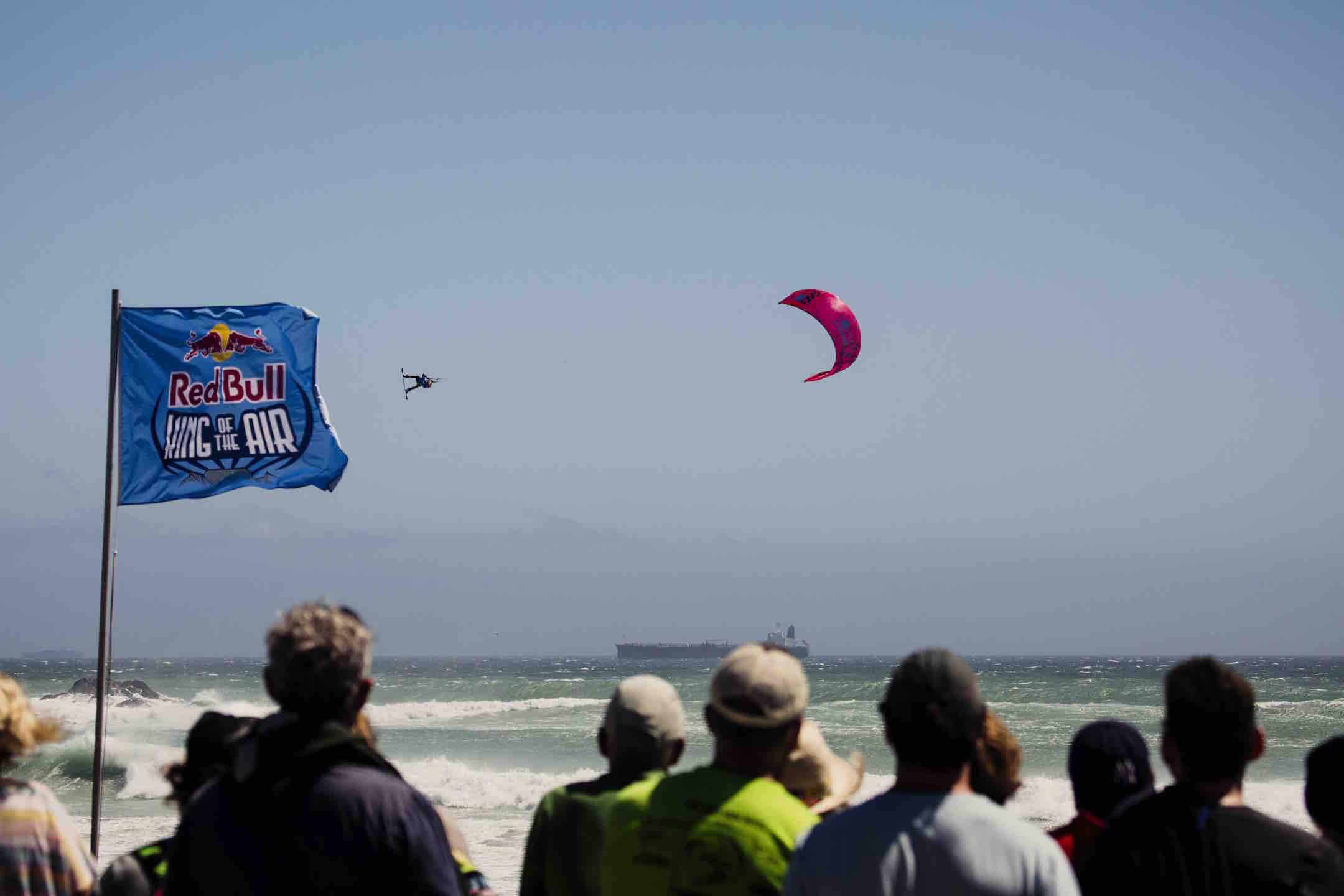 RedBull King of the Air - Photo by Bianca Asher